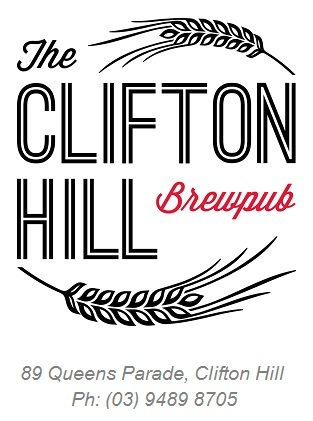 Clifton Hill Brewpub, 89 Queens Parade , Clifton Hill, 3068